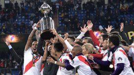 River Campeón de la Copa Libertadores - Crédito:@Libertadores