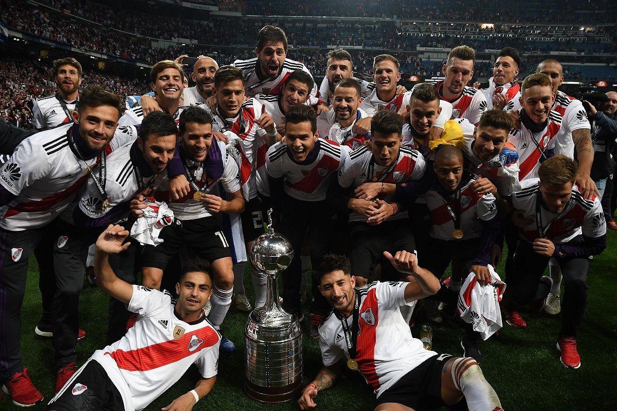 River campeón de la Copa Libertadores de América