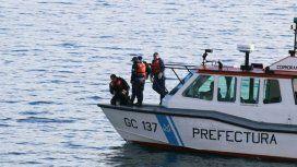 Un joven murió de hipotermia luego de tirarse al Lago Nahuel Huapi