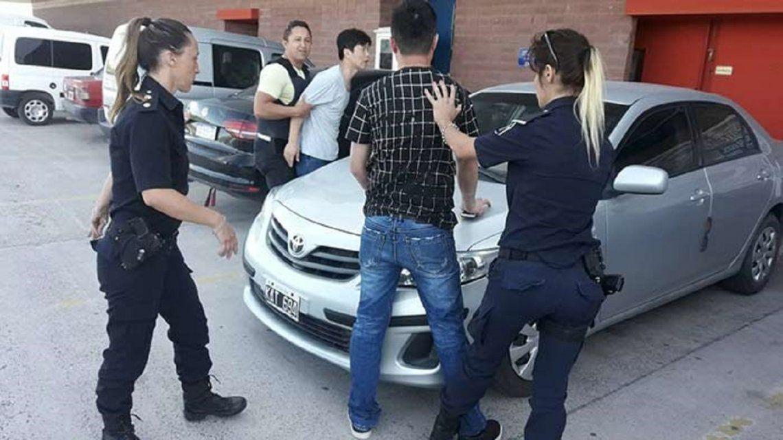 Bahía Blanca: batalla campal entre chinos en un supermayorista