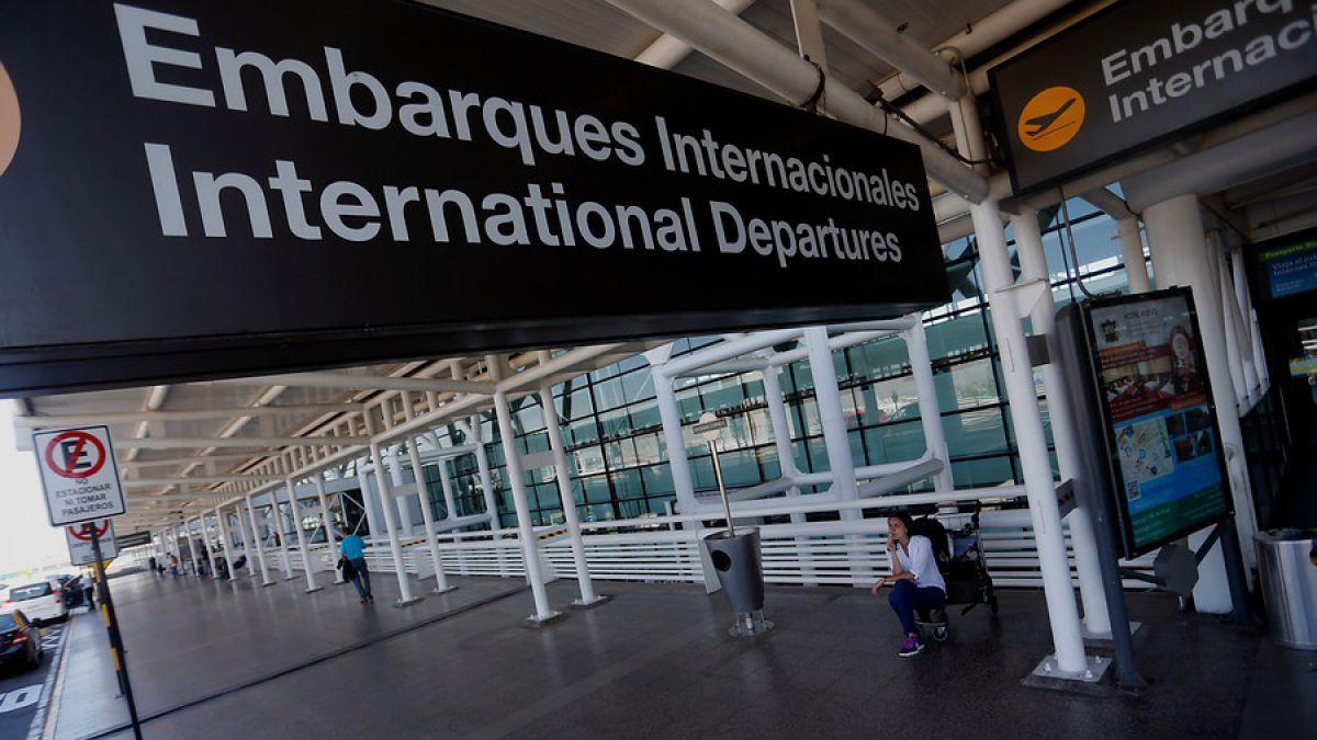 Aeropuerto internacional de Santiago de Chile Arturo Merino Benítez