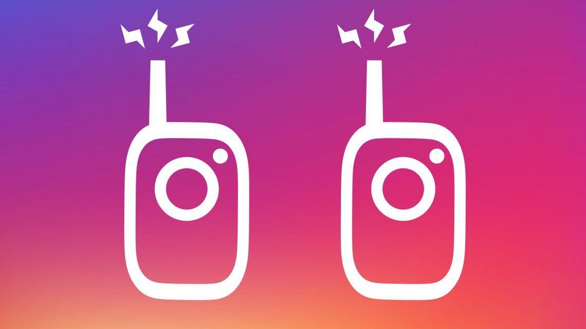 Llegaron los mensajes de voz a Instagram