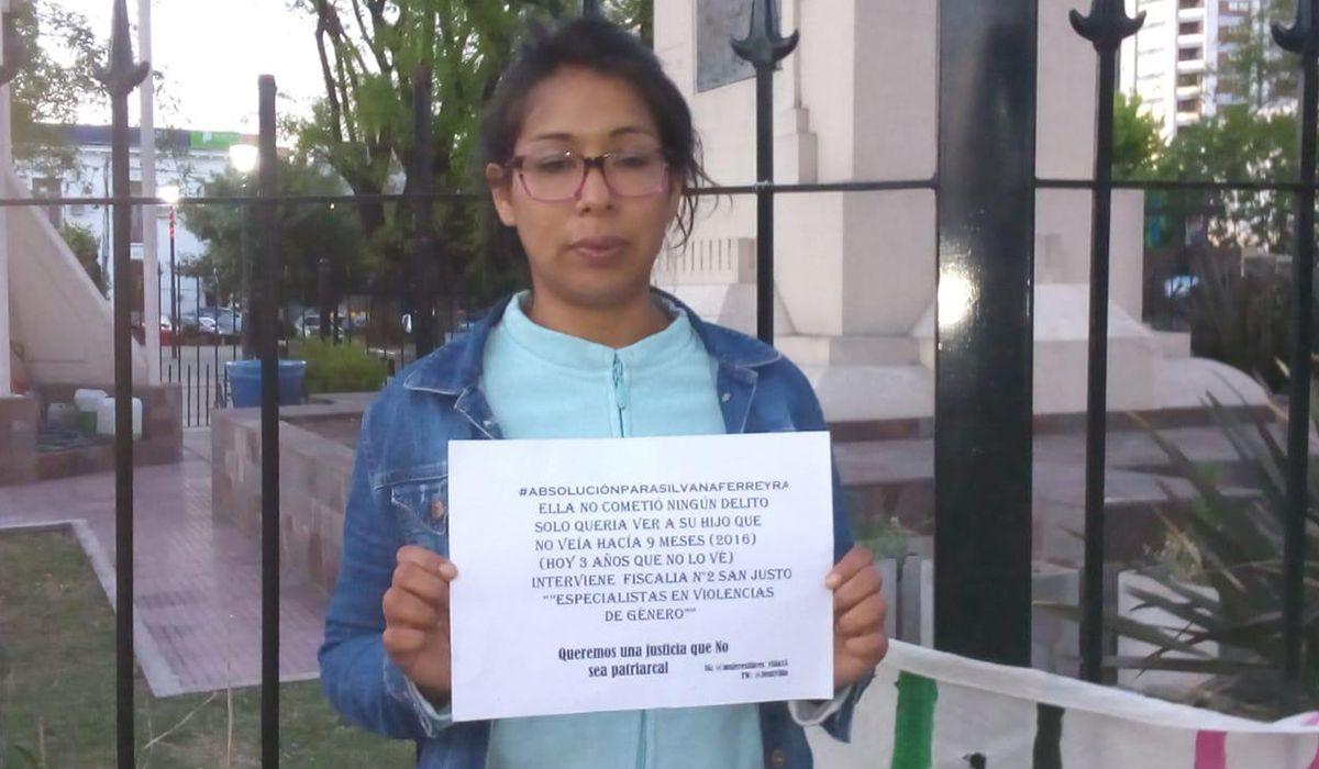 Mi única intención fue abrazarlo: Silvana podría ir 5 años a la cárcel porque la acusan de secuestrar a su propio hijo