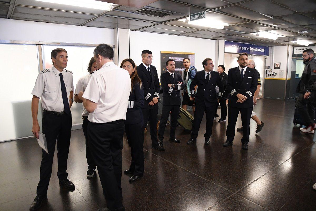 El Gobierno dictó la conciliación obligatoria en el conflicto de los pilotos
