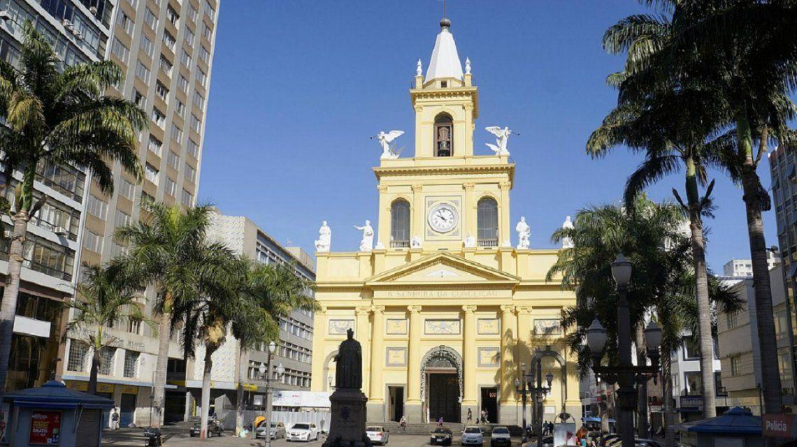 Tiroteo en una catedral de San Pablo: mató a cuatro personas y se quitó la vida