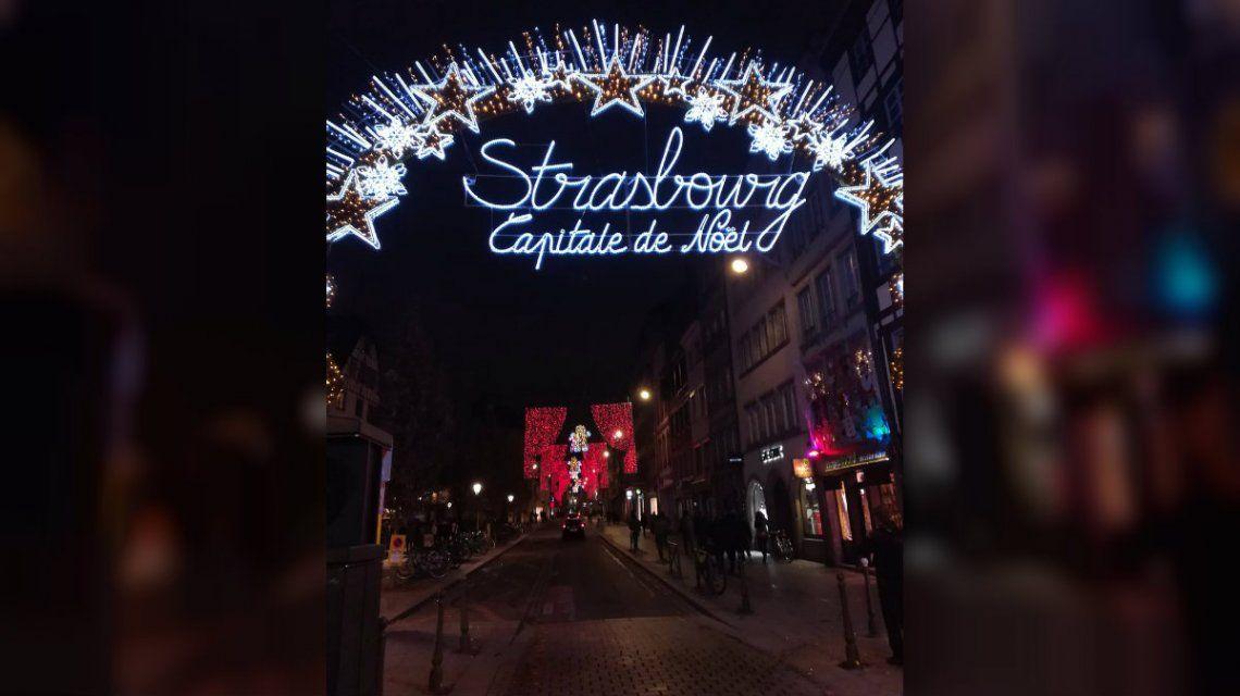 Estrasburgo, la capital de la Navidad, un blanco recurrente del terrorismo