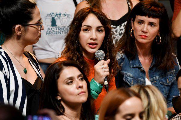 Thelma Fardín denunció a Juan Darthes por violación