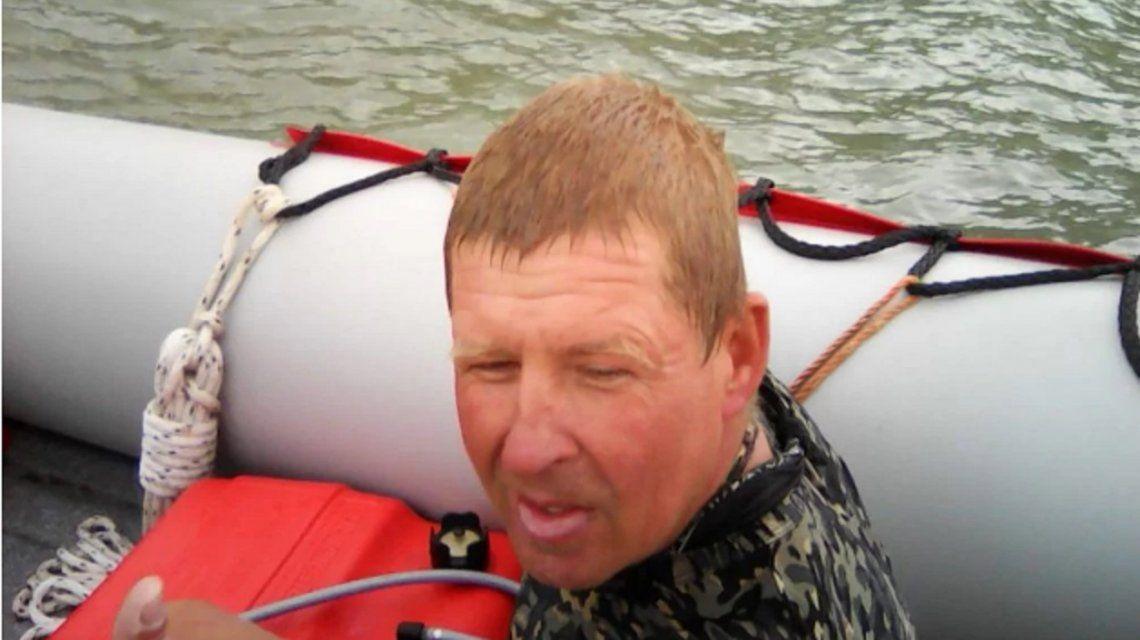 Mar del Plata: rescataron a un ruso que quedó atrapado durante un día en una cueva de un balneario