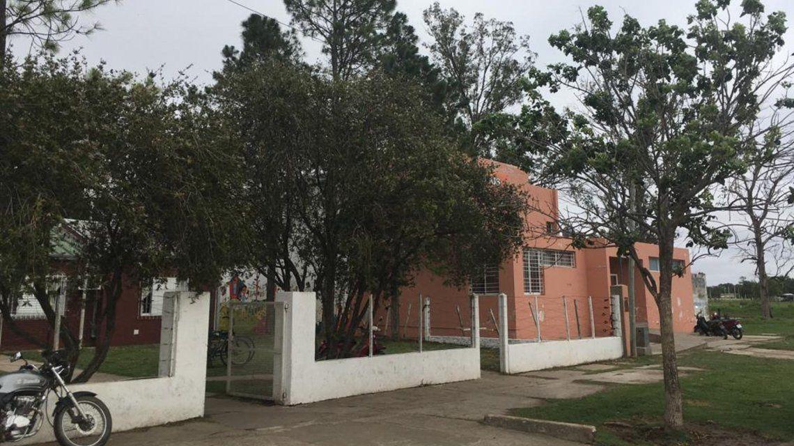 El centro de actividades del municipio ubicado en el barrio San Martín