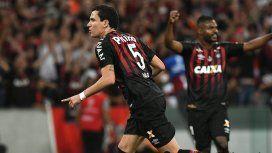 Paranaense - Crédito: @atleticopr