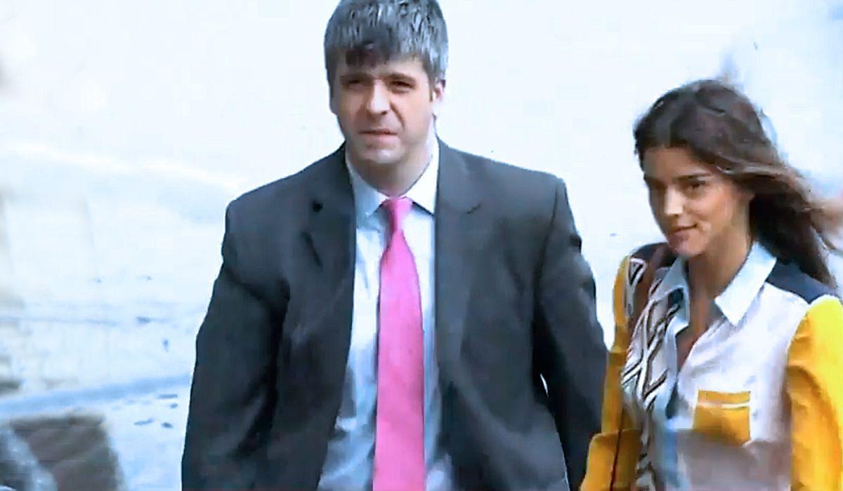 Calu Rivero ya está en Tribunales para la mediación con Juan Darthés