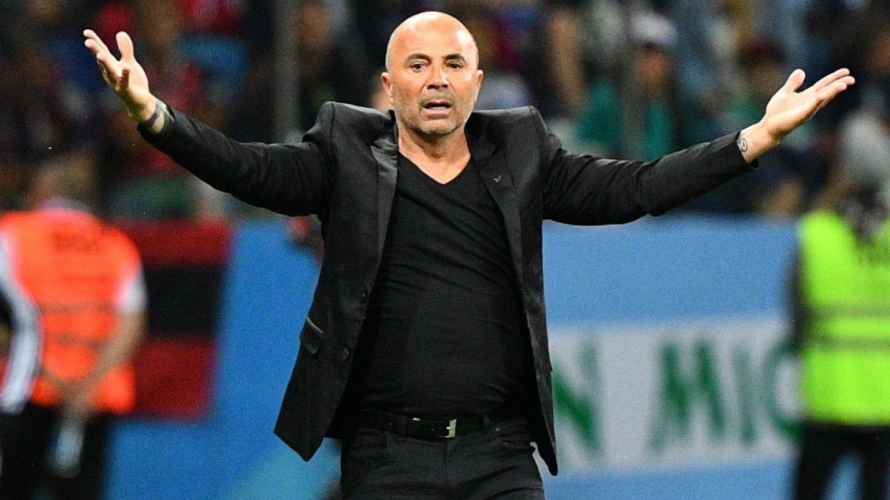 ¡Es oficial! Jorge Sampaoli es el nuevo técnico del Santos de Brasil