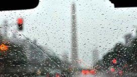 El fin de semana termina con probables lluvias matinales en la Ciudad y el Conurbano
