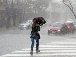 alerta meteorologico por tormentas fuertes para buenos aires
