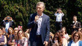 Macri presentó un plan de igualdad
