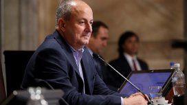 El senador radical Juan Carlos Marino fue denunciado por abuso sexual