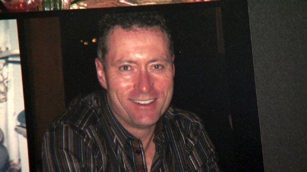 Paul Fitzpatrick suffers an intense pain but the opera of ojos