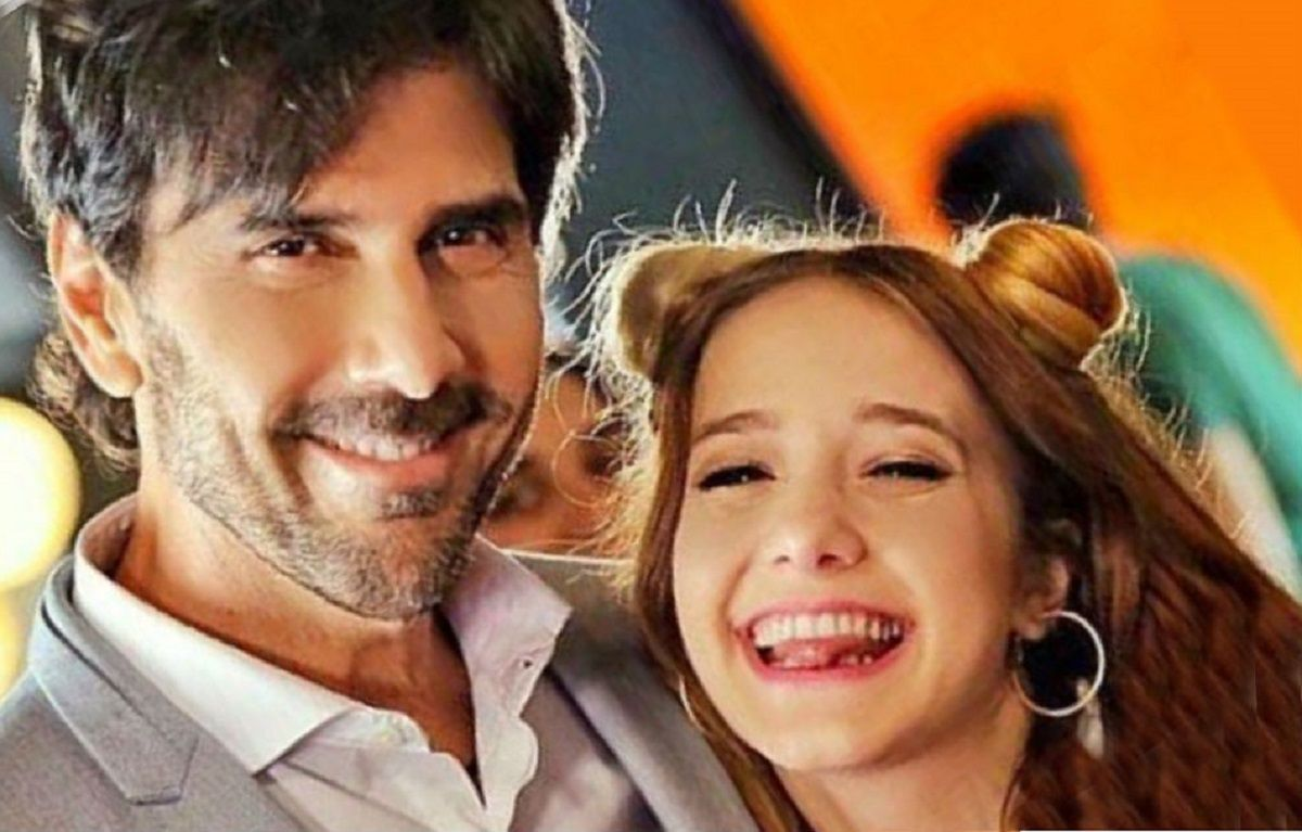 Juan Darthés y Ángela Torres