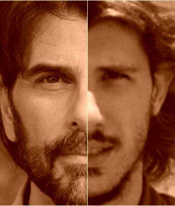 Juan Darthés y Rodrigo Eguillor, no tan distintos