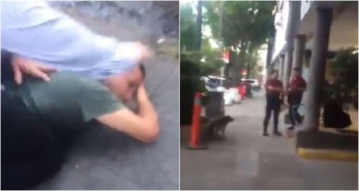 Nueva Pompeya: dos policías fueron separados de la fuerza por no detener a un delincuente