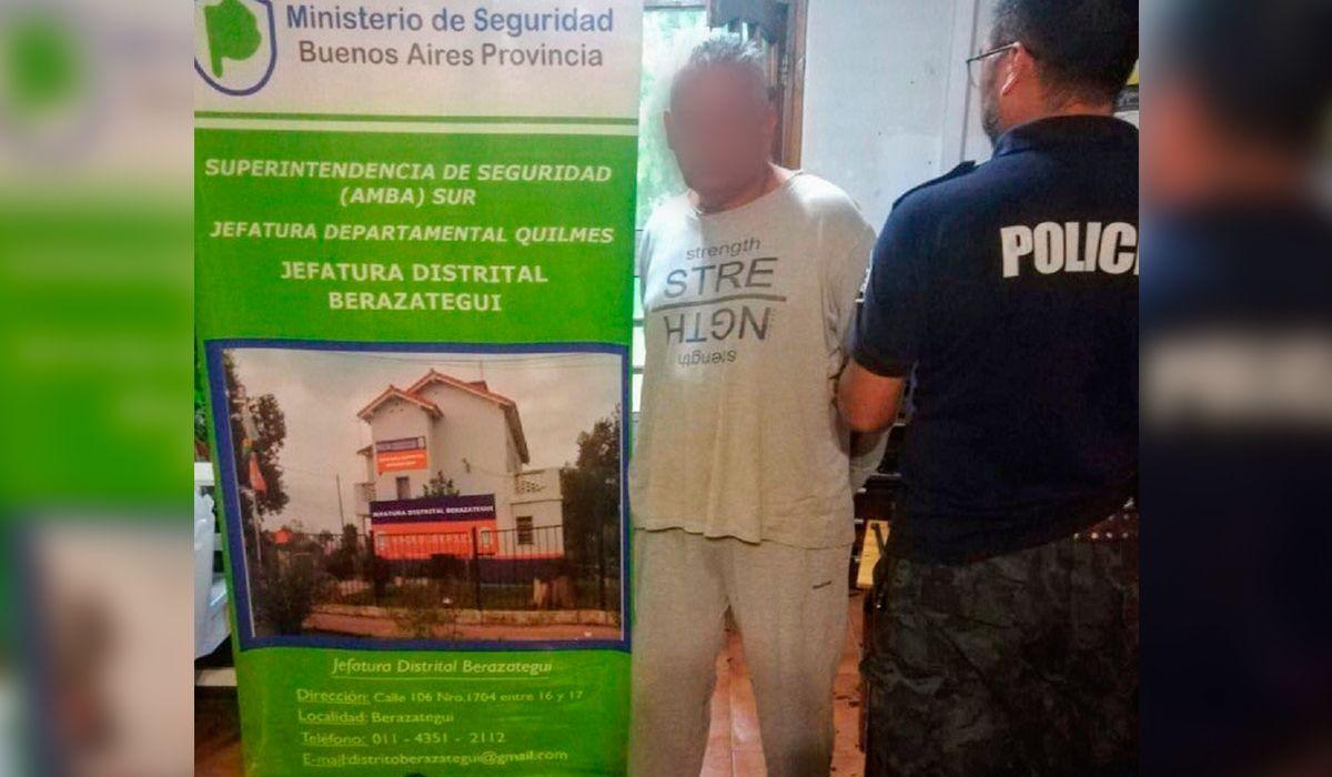 Detuvieron a un concejal de Florencio Varela por corrupción de menores