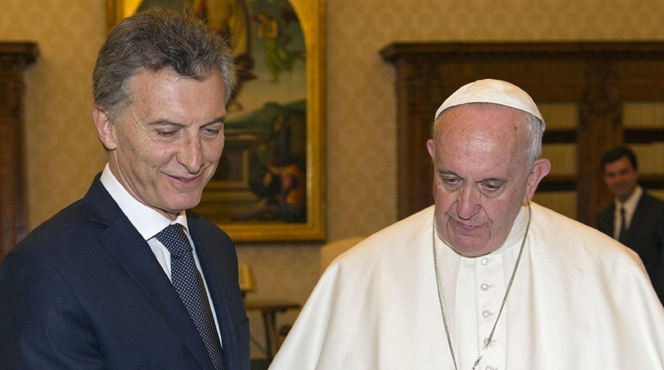 El saludo de Macri al Papa Francisco por su cumpleaños: Mis mejores deseos de felicidad