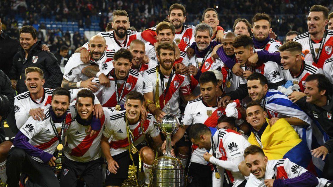 Barcelona, Real Madrid...y River: el Millonario está en el podio del ranking mundial