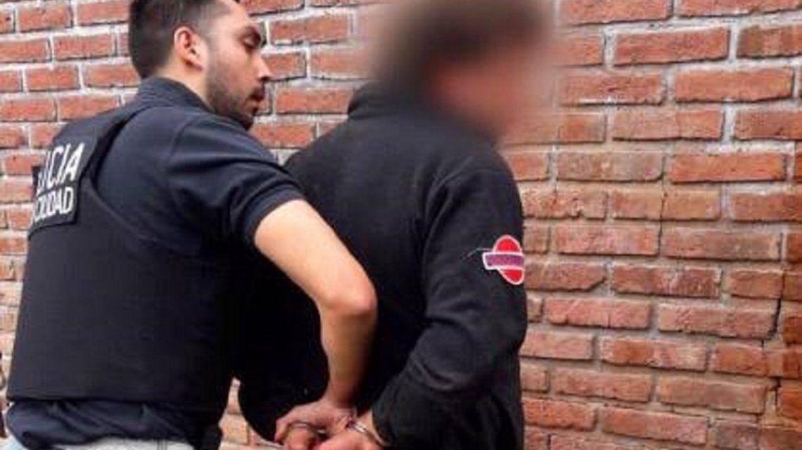 Detuvieron a un violador serial de menores