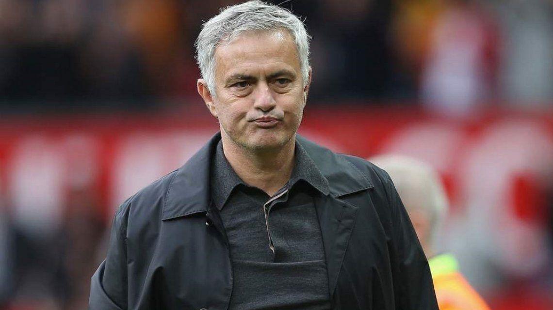 El Manchester United echó a José Mourinho