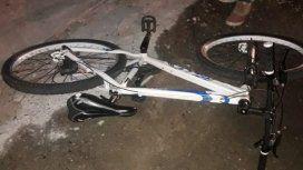 Cayó el Loco de la bicicleta, un hombre que apuñalaba personas en un parque