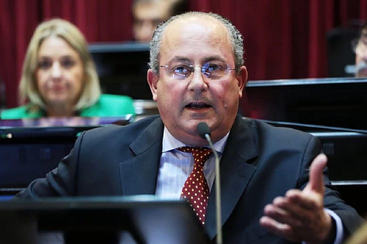 Imputaron al senador Juan Carlos Marino por el abuso sexual a una empleada en el Congreso
