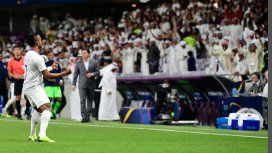 Al Ain eliminó a River en la semifinal del Mundial de Clubes