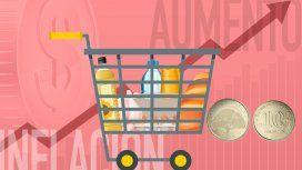 De enero a enero: los alimentos más básicos subieron hasta un 175 por ciento