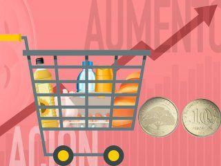 de enero a enero: los alimentos mas basicos subieron hasta un 175%
