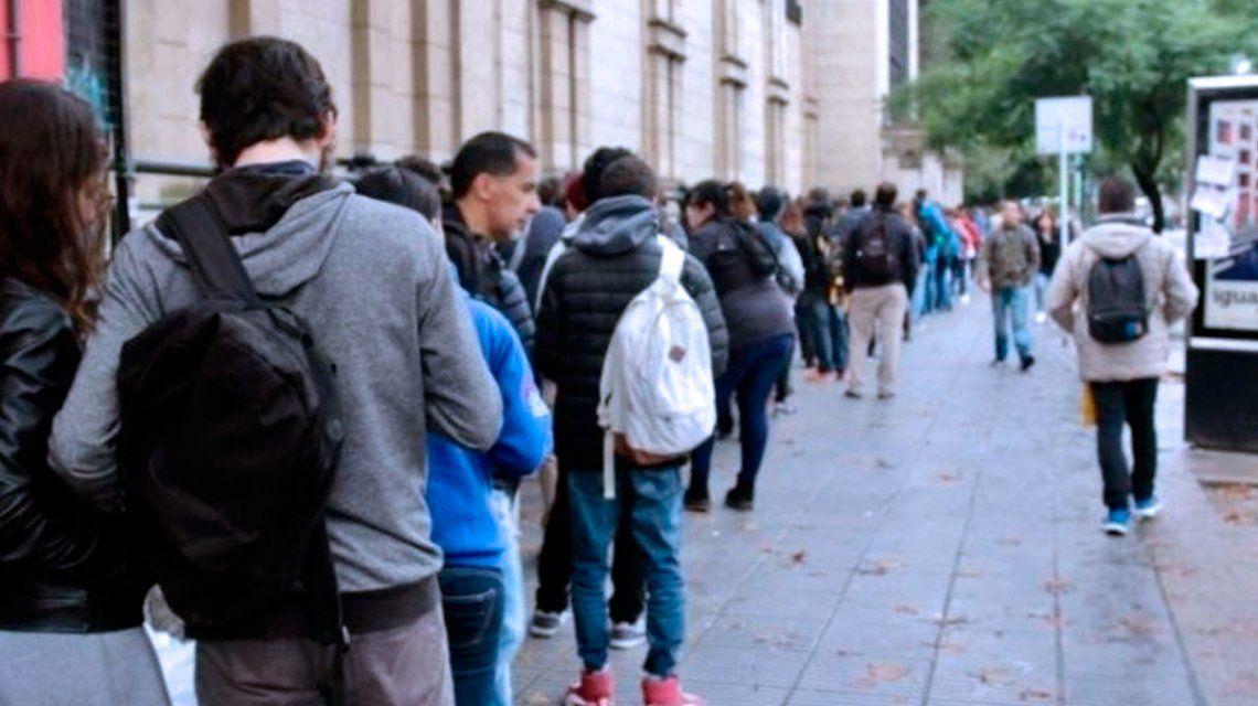 El desempleo subió al 9% en el tercer trimestre del año: hay casi 180 mil desocupados más