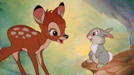 El colmo de un cazador de ciervos: lo condenaron a ver Bambi