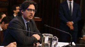 Pedirán el juicio político a Germán Garavano por extorsión al ex juez Carlos Rozanski