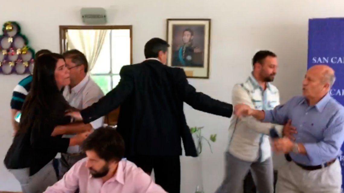Escándalo en un Concejo Deliberante de Mendoza por una denuncia de abuso sexual