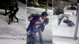 Dos mujeres le hicieron frente a un motochorro que amenazó con apuñalarlas: terminó escapando
