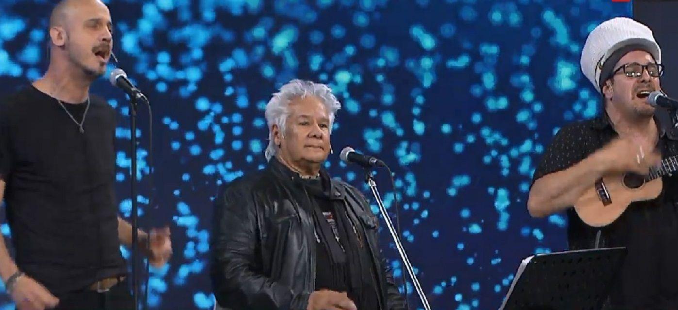 Informe de situación, el clásico en clave de palo que Víctor Heredia cantó con la Bersuit