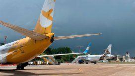 Las chicanas entre Flybondi y una empresa chilena por la competencia de vuelos