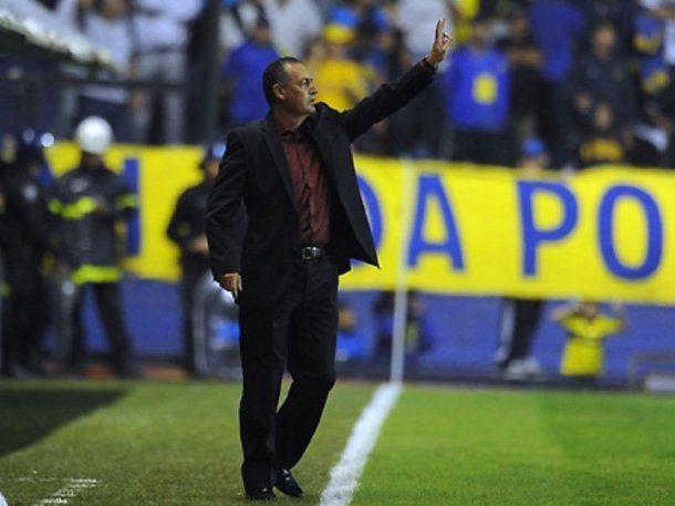 Gustavo Alfaro, nuevo DT de Boca<br>
