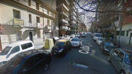Dos personas fueron baleadas en Belgrano por un sujeto que circulaba en una moto