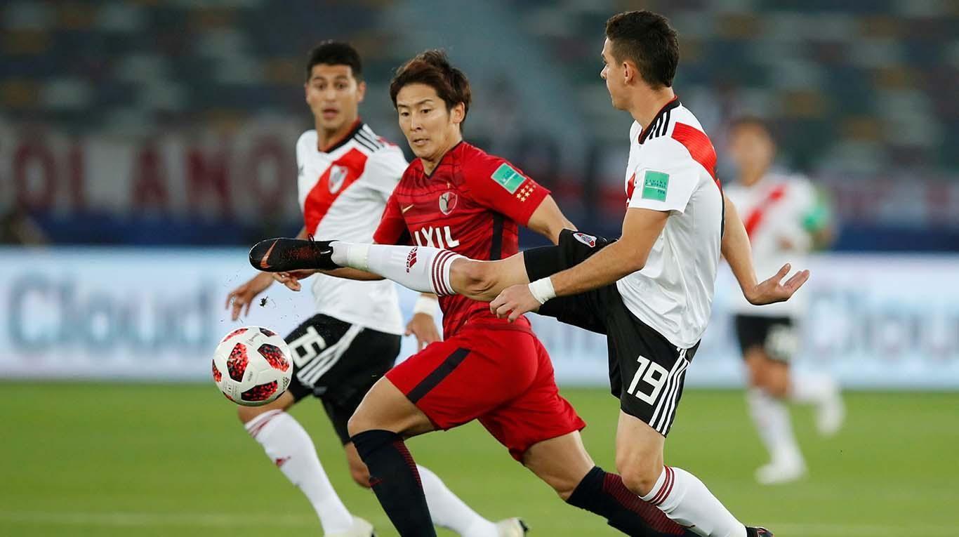 River goleó al Kashima Antlers y se quedó con el tercer puesto del Mundial de Clubes