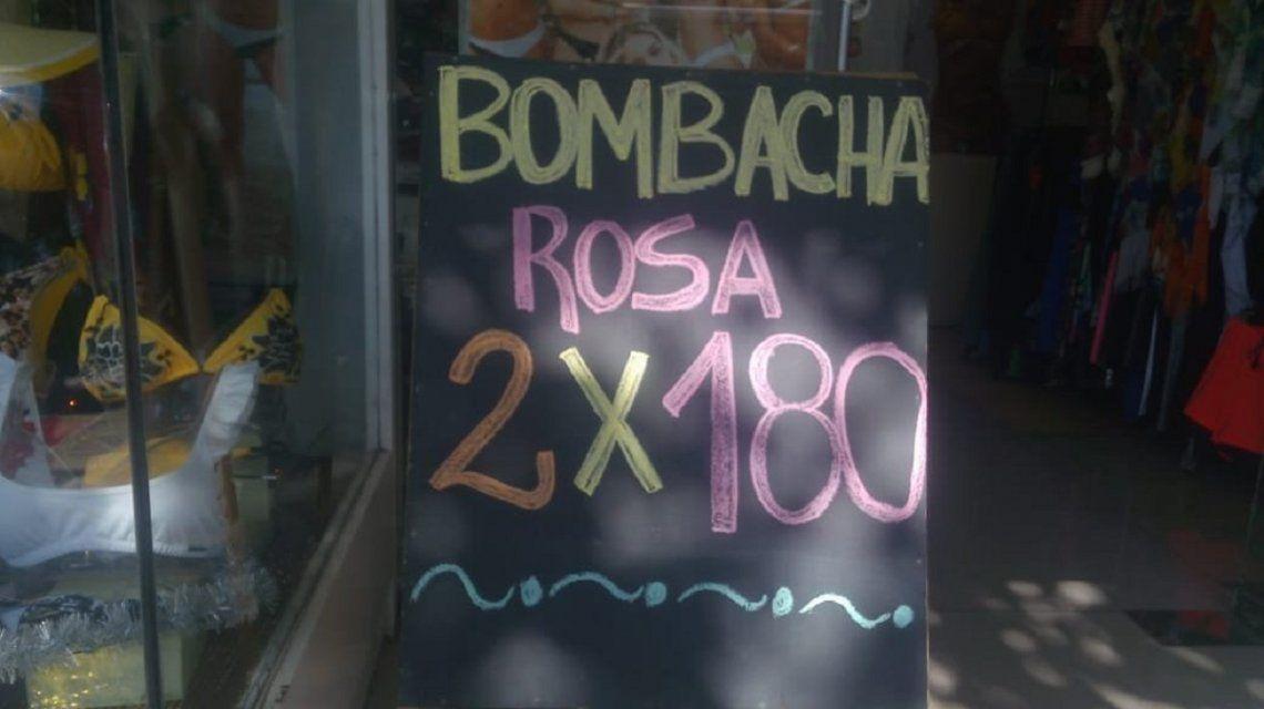 Bombacha rosa