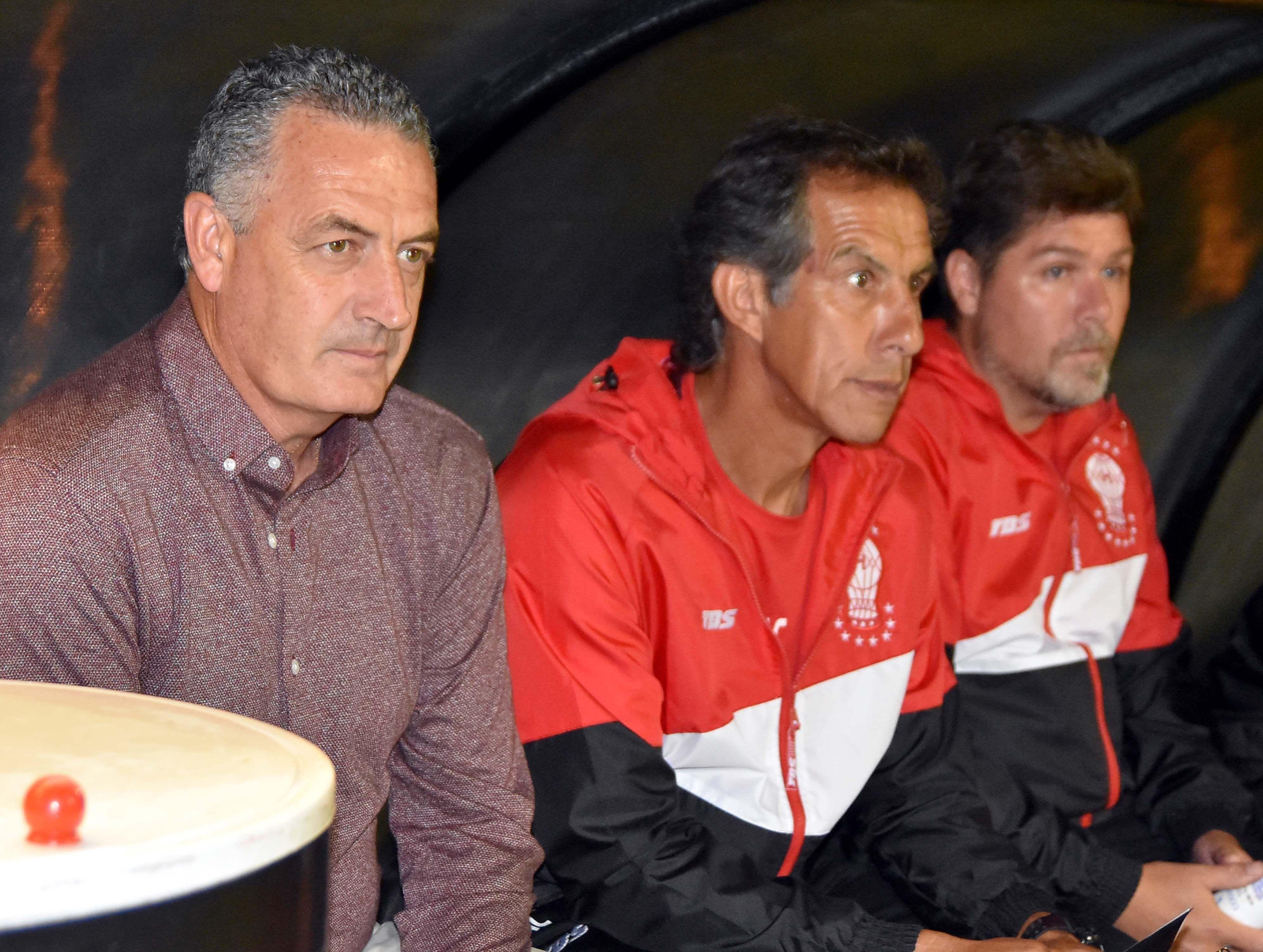 Gustavo Alfaro en Huracán