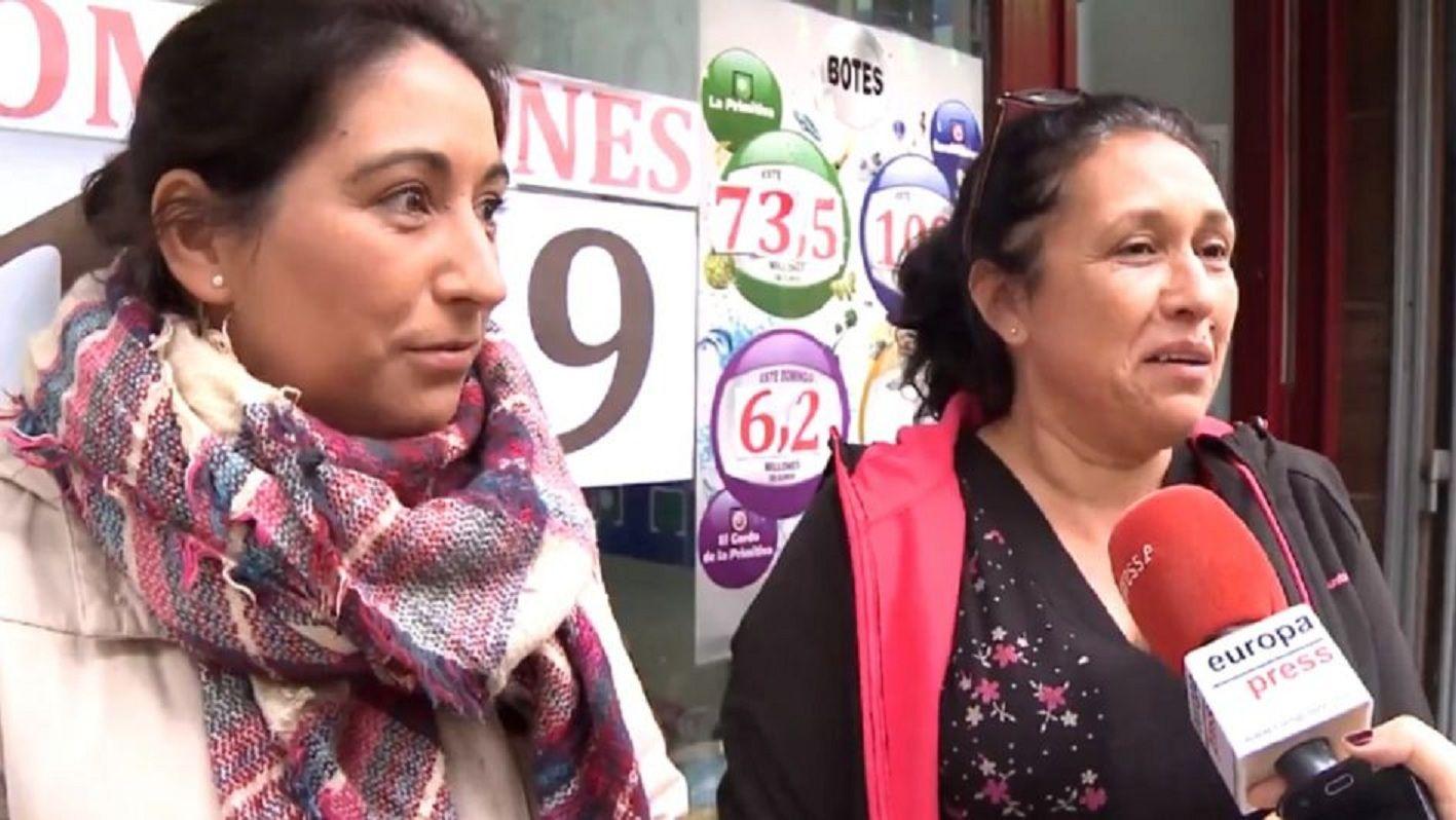 España: dos argentinas ganaron el Gordo de Navidad
