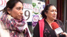 Dos argentinas ganaron el Gordo de Navidad en España