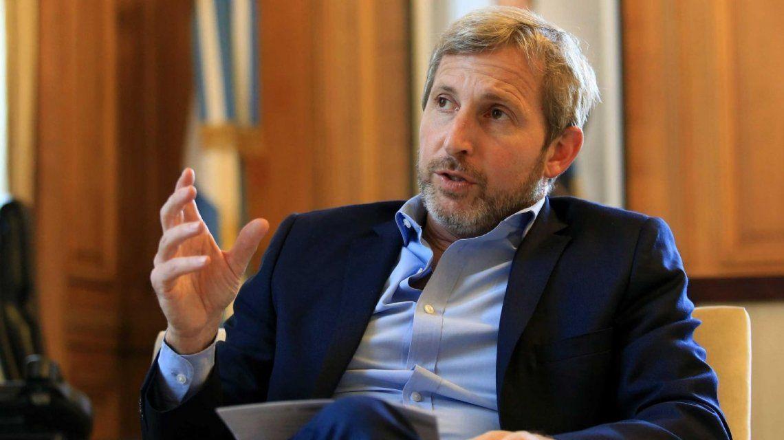 Rogelio Frigerio: Hoy la prioridad es no volver a caer en una crisis cambiaria
