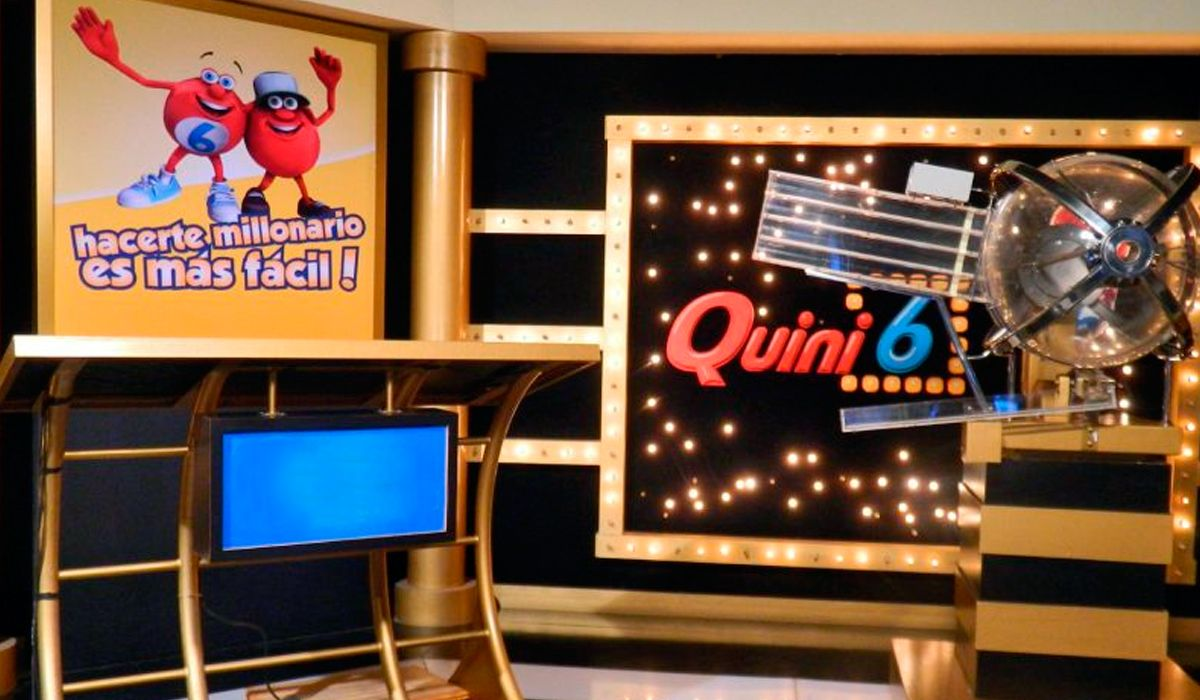 Un apostador de Melchor Romero ganó 65 millones de pesos en el Quini 6